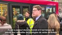 GB: le métro londonien paralysé par une grève (2)