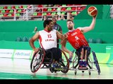 Rio 2016 Paralympic Games | Wheelchair Basketball Day 2 |
