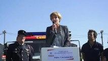 Avignon / Le congres des sapeurs-pompiers est...