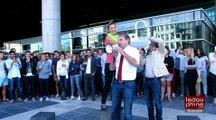 Ice Bucket Challenge: Loick Roche (GEM) nomme le maire de...