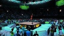 WWE 2K16 - X360 PS3 Gameplay (XBOX 360 720P) The Rock vs John Cena (1)
