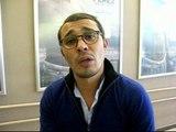 Bourgoin-Jallieu : le boxeur Brahim Asloum de retour dans sa ville natale pour presenter son...