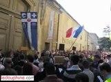 Manifestation intégriste catholique Avignon