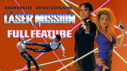 Laser Mission (1989) Spn Dub