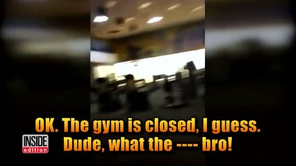 Gym Patron Banned For Life After Getting Locked In An LA Fitness-wnEpnO1TIBA