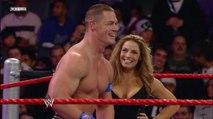 WWE John Cena and Trish Stratus vs Beth Phoenix and Santino