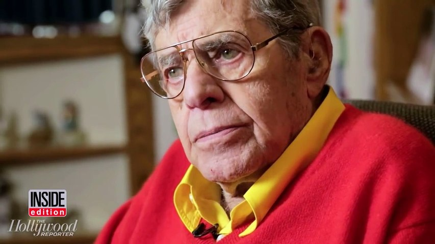 Jerry Lewis Makes Reporter Squirm in Cringeworthy Interview-JqoG-5vUlXI