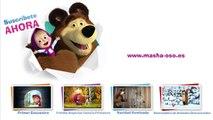 Masha y el Oso - Rastreadora de Animales Desconocidos (Trailer) Nuevo Tráiler Oficial!-yrCuqN_sn4g
