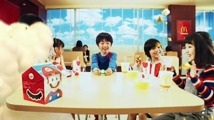 McDonald's - Mario Happy Meal de