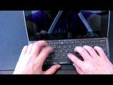 Asus Eee Pad Slider Unboxing - Tablet With a Kick