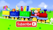 Wheels on the Bus part 2 - 3D Kids Rhymes _ Color Crew Babies _ Nursery Rhymes for Kids _ BabyFirst-W1JZGSpnCHk