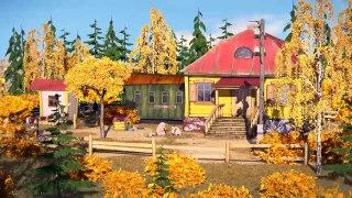 Маша и Медведь - Праздник Урожая (Как хорошо быть всемогучей)-KXKnPogr4H4