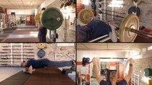 Epreuves Hommes - Championnats régionaux de musculation