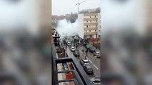 Le tournage d'un clip de rap dégénère et termine en émeute contre la police aux Mureaux