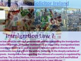 Best Immigration law Adviser Us Immigration Solicitor Ireland