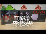 Tegra Tuesday Giveaway: Ouya Controller and Console