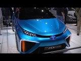Toyota FCV Concept Overview - CES 2014