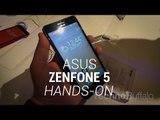 Asus ZenFone 5 - Hands On - CES 2014