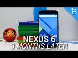 Nexus 6: Three Months Later