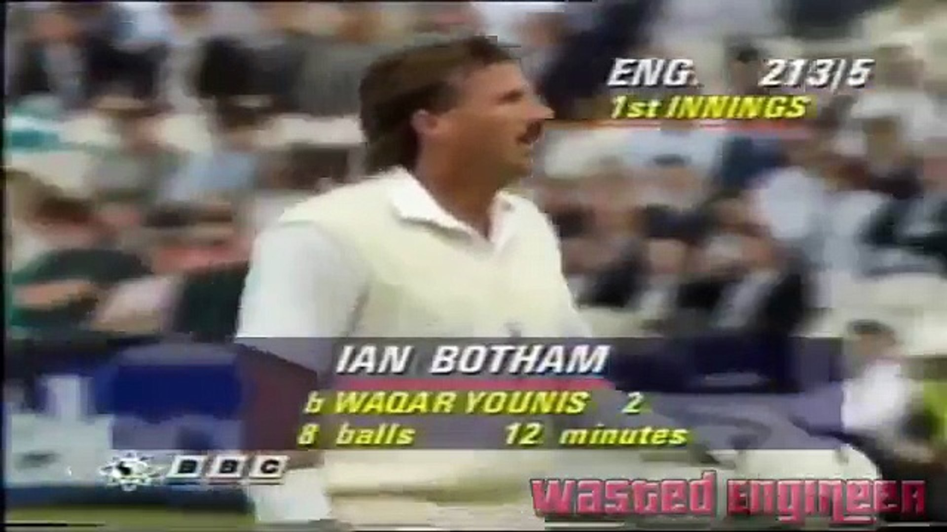 10 Deadly Bowled by Waqar Younis The Toe Crusher Waqar