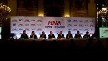 HNA nouveau partenaire titre de l'Open de France