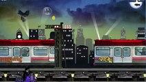 ЛЕГО мультики - Бэтмен VS Кошка   Развивающие мультики для детей. Геймплэй. Лего Сити