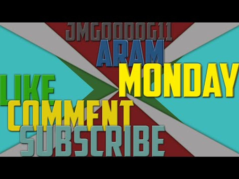 League of legends ARAM Monday Episode 2 Jax is a Loser!