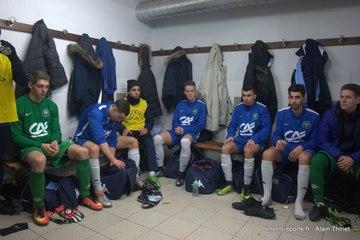 Gambardella GF38 - Dijon (1-2) : résumé du match + vestiaires