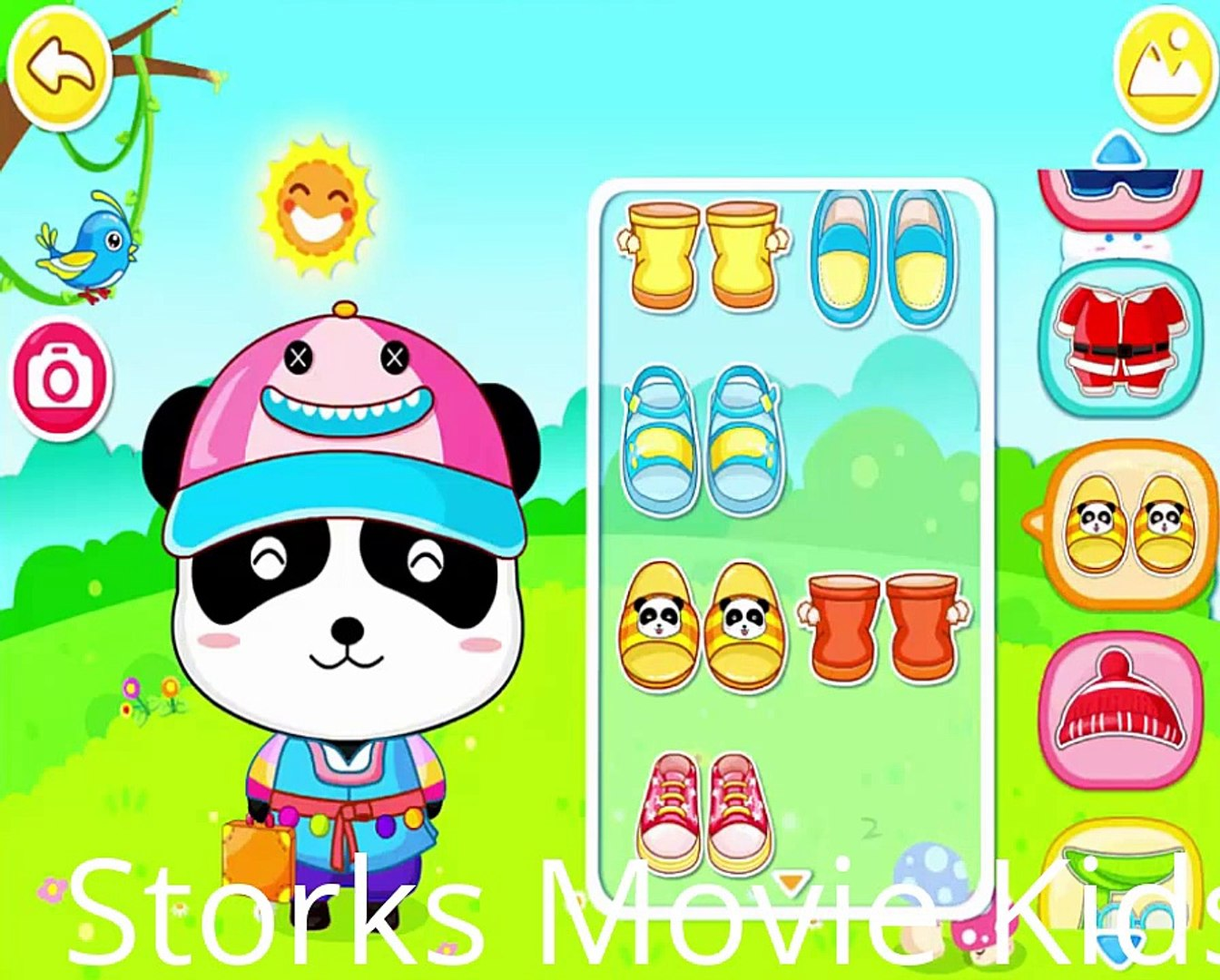 Storks Oddbods Kids - KIDS FASHION SHOW  - Toddler Games and Activities - Toddler Learning Fun