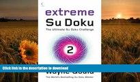 READ book Extreme Su Doku Book 2 (Bk. 2) Wayne Gould Full Book