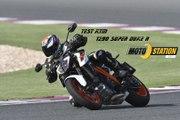 Essai KTM 1290 Super Duke R 2017