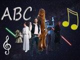 Star Wars Canzone dell Alfabeto in Italiano - Canzone per bambini - ABC della scuola