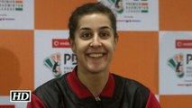 Want to show Spain there is more than football: Carolina Marin