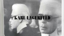 Vanessa Paradis raconte Karl Lagerfeld pour Vogue Paris