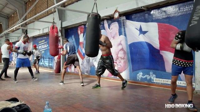 Nicholas Walters on Training in Panama (HBO Boxing)-EKPjLeICI_Y