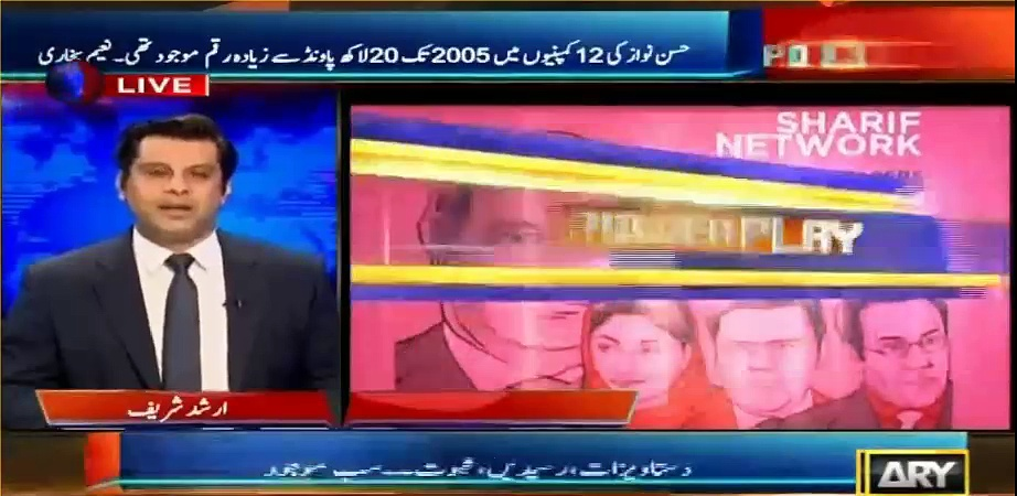 7.6 Billion dollars go out in money laundering and Ishaq Dar remains silent, but Ayyan Ali gets caught for 5 billion dollars … – Arshad Sharif