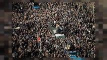 Iran: l'ex presidente Rafsanjani sepolto nel mausoleo di Khomeini