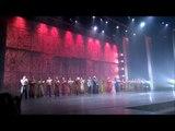 final de la comédie musicale Notre Dame de Paris