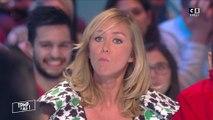 """TPMP, C8 : Stéphane Guillon """"est parti en courant"""" en tombant sur Enora Malagré ! [Vidéo]"""