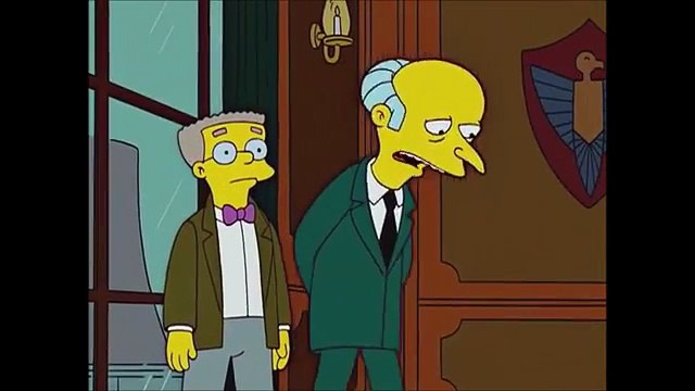 Mr Burns Goes Shopping - The Simpsons - NEW EPISODE 12 JANUARY 2017 HD
