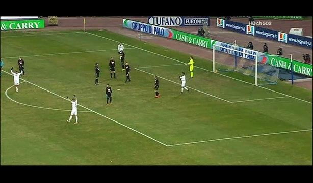 Antonio Piccolo Goal HD - Napoli 1-1 Spezia - 10.01.2017