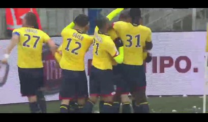 Faneva Ima Andriatsima Goal HD - Sochaux 1-0 Monaco  - 10.01.2017