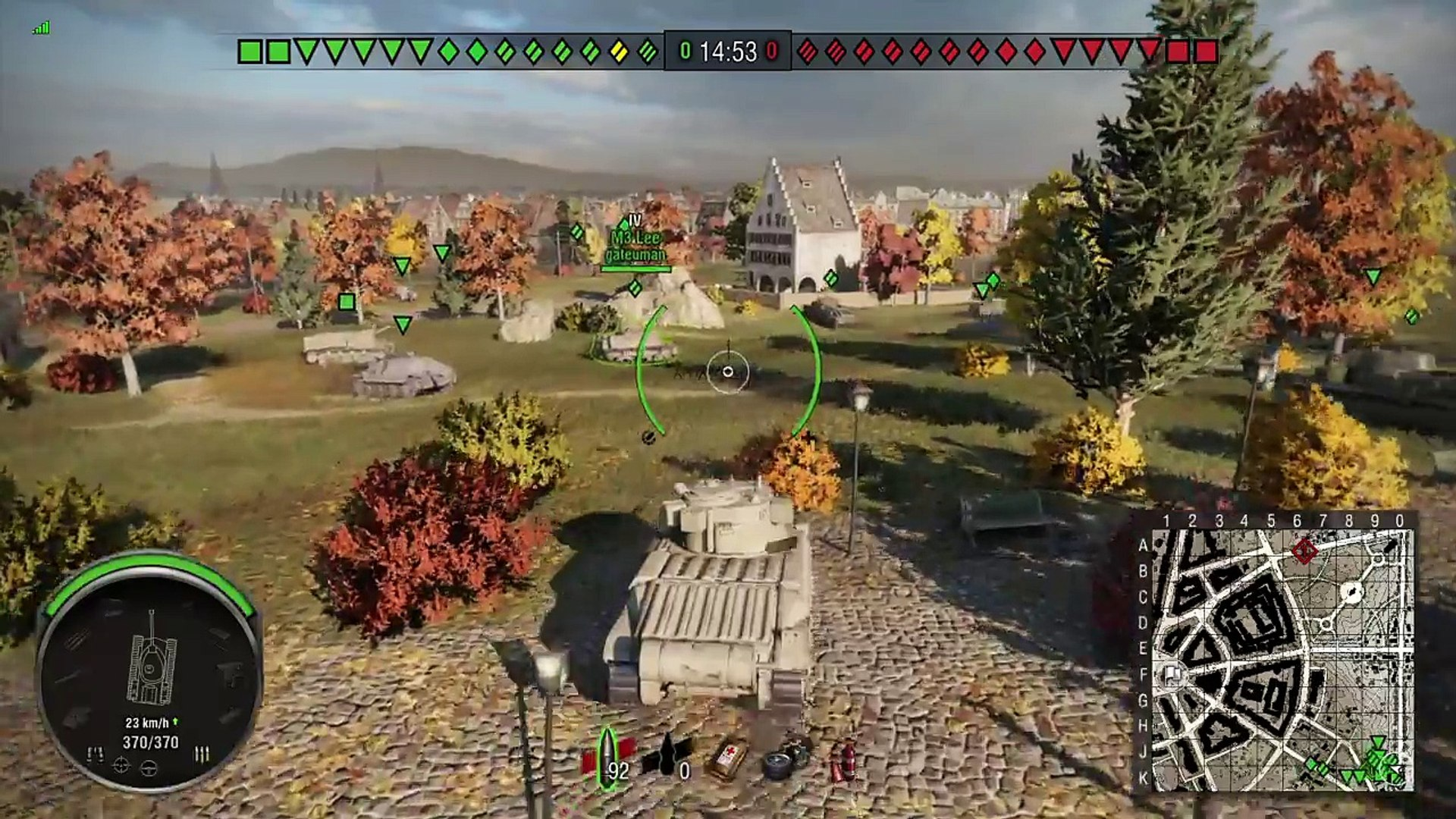 World of Tanks PS4 Matilda  зла 2