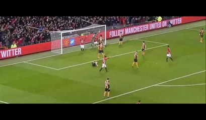 All Goals & Highlights HD - Manchester United 2-0 Hull City - 10.01.2017