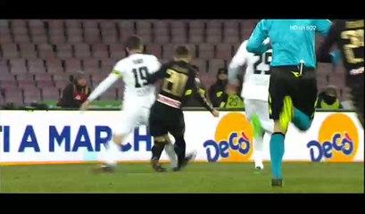 All Goals & Highlights HD - Napoli 3-1 Spezia - 10.01.2017