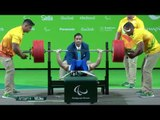 Le Van Cong sets world record in men's -49kg | Rio 2016 Paralympics