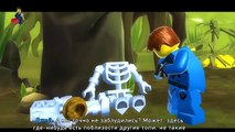 LEGO Ninjago Cartoon 7 season 4 series   Cartoons LEGO Ninjago 68 series in Russian. Lego Mania