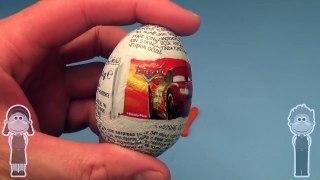 Disney Cars Surprise Egg Word Jumble! Spelling Creepy Crawlers! Lesson 3 Toys for Kids!-eL40u3vdp-c