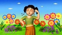Chubby Cheeks dimple chin rhyme - 3D Animation English Nursery rhyme for children with lyrics