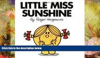 Audiobook  Little Miss Sunshine (Mr. Men and Little Miss) For Kindle